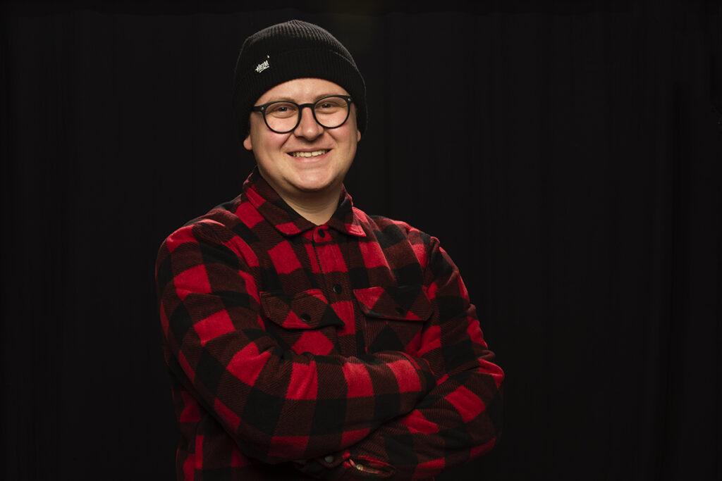 Portrait Jacob Maibaum